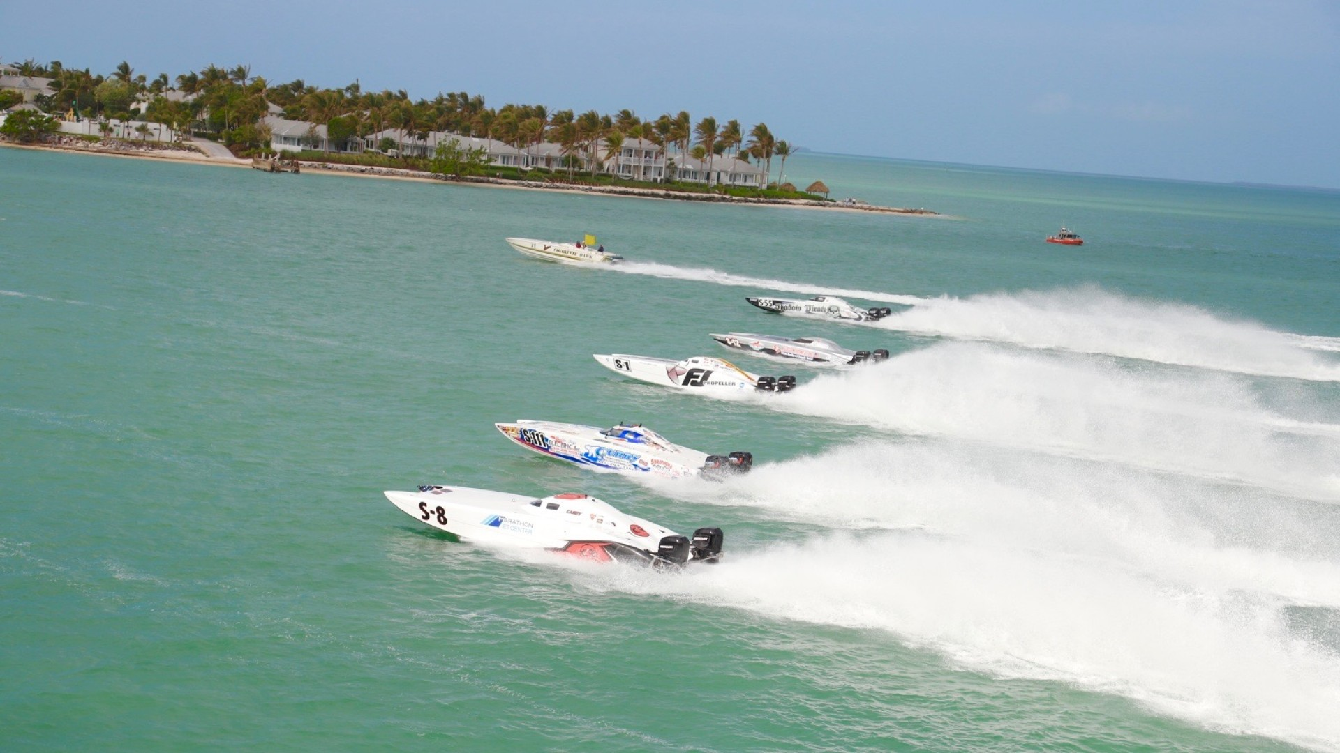 38th Annual Key West Superboat International World Championship