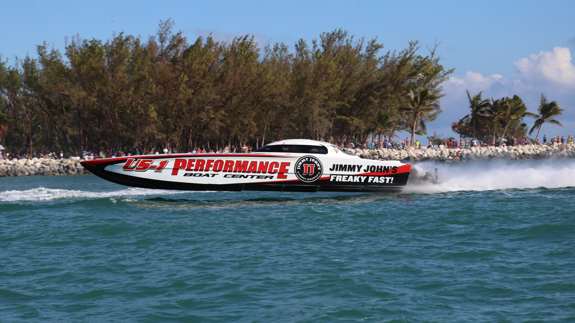 Performance Boat Center / Jimmy John's